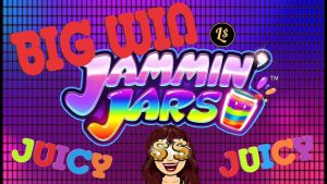 Jamming Jars Casino Slot Big win