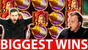 Biggest Streamers Wins #17 SLOTSPINNER AND CLASSY BEEF DA VINCI TREASURE