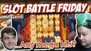 Online slots - Slot Battle vrijdag !! - Snake Arena, gevaar! Hoogspanning, The Goonies en meer!