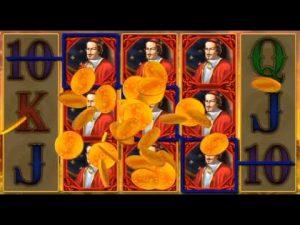 VERSAILLES GOLD BIG WIN 2000 lei castigati in speciala EGT miza 10 lei | Slots | Pacanele