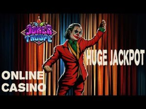 💥 Big Win on Joker Troupe slot machine 💥. Biggest online casino win