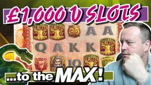 Online Slots – Big wins and bonus rounds £1000 start !!