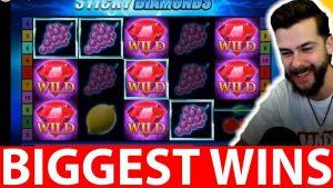 Najveća dobitnica kasina # 33 classybeef STICKY DIAMONDS