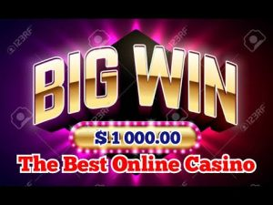 Earn Money $1000 Easily, BIG WIN, Online Slot Machine Games