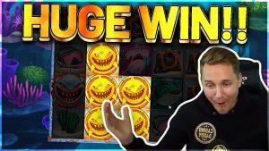 Razor Shark Big win – HUGE WIN  on Casino Games from Casinodaddy LIVE STREAM
