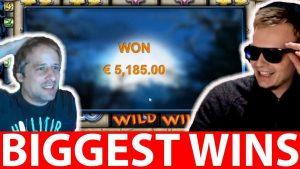 Streamers Biggest Casino Wins #27 BIG WIN in ONLINE CASINO slotspinner & shirox Compilation