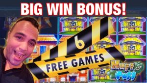 🐷 HUFF N 'PUFF BIG WIN BONUS !!! | TARZAN BONUS !! 🎰🌴💰🍀