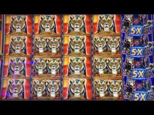 ★STACKS ! STACKS ! STACKS ! ★SURPRISED HUGE WINNING !! BIG 5 SAFARI / KING STACKS Slot (IGT)☆彡栗スロ