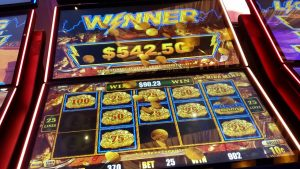 Lightning Link Pokie Wins – Mine Mine Mine – Minor Bonus Big Win