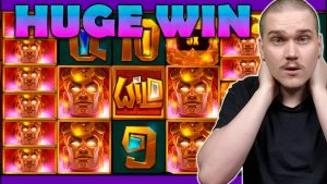 SUPER MEGA BIG WIN在AZTEC GOLD MEGAWAYS(iSoftBet)