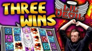 Lil Devil Bonus Compilation – Big Win Highlights from Quad Slots!