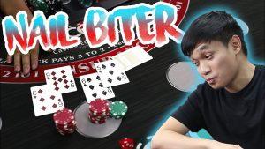 🔥 NAIL BITER 🔥 10 Minute Blackjack Challenge – WIN BIG or BUST #18