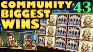 CasinoGrounds Community Biggest wins # 43/2017