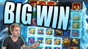 BIG WIN on ICE WOLF Slot – Casino Stream Big Wins