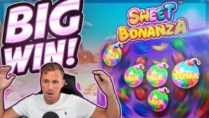 WIN ING !!! Bonanza Manis BIGIN !! Slot Online ti CasinoDaddy Live Stream