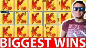CASINO BIGGEST WINS SLOTSPINNER HUGE WIN Gott Temple Slot