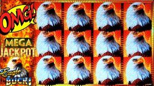 High Limit Slot Play & Huge HANDPAY JACKPOT On Eagle Bucks Slot – Cleopatra -, Diamond Queen & More