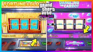 Fitimi i Jackpot më i madh në çdo lojë të vetme në kazino Diamond & Resort Në GTA 5 Online!
