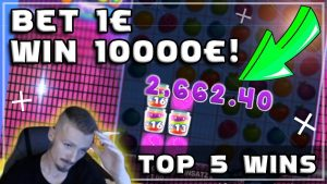 Jammin Jars X10000 BIG WIN 💰 [Online Casino Top 5 biggest wins of the week 10#]