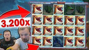 🔥TOP 5 CASINO BIGGEST WINS OF THE WEEK! / Razor Shark big win! 2019 #8