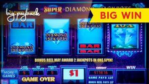 Diamond Jackpots Slot – BIG WIN SESSION!