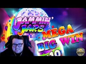 MEGA BIG WIN BEI JAMMIN JARS (PUSH GAMING) – 6€ EINSATZ!