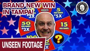 🎰 BRAND NEW WIN! ⭐ American Original Slots @ Hard Rock Tampa