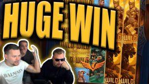 Huge Win on Age Of Asgard Slot (Ragnarok Free Spins) – Casino Stream Big Wins