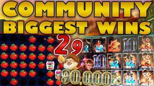 Najväčšie výhry v komunite # 29/2019