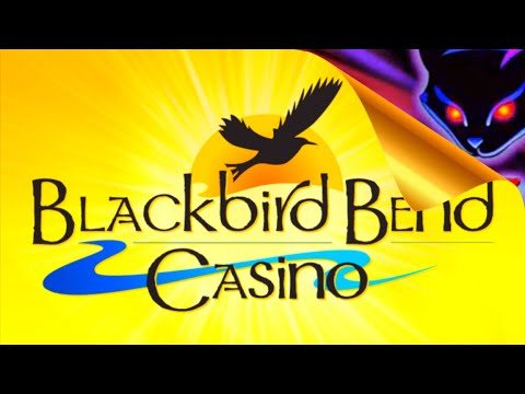 HUGE WIN on NEW SLOT MACHINES At Black Bird Bend Casino..