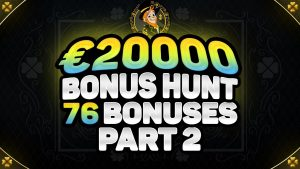 € 20,000 RESULTATEN BONUSJACHT (component divisie 2) | 76 ONLINE casinobonus SLOTBONUSSEN | ft. BONANZA & PEKING LUCK