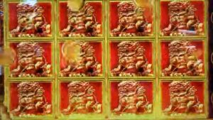 ★large WIN !! ONLY FU Panthera leo PICKED !★ABUNDANT FORTUNE (BA FANG JIN BAO) Slot (KONAMI) $2.64 Bet ☆彡栗スロ