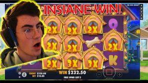 DOG HOUSE BIG WIN | ONLINE SLOTS | Online Casino Evolution gaming