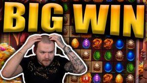 BIG WIN on DRAGONFALL – Casino Slots Big Wins