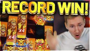 WINAL PERINGKAT! Punk Rocker Big menang - MEGA WIN di Casino Games dari Casinodaddy LIVE STREAM