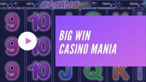 STOR VINN: Speciala la Casino Mania