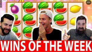 BIGGEST WINS OF WEEK –  spintwix daskelele, classy beef, fruity slots