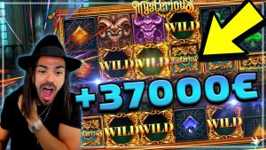 ROSHTEIN 37000€ MYSTERIOUS BIG WIN  Top 5 Wins of the Week Online Casino
