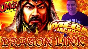 Slot Machine New Link Link Dragon MASSIVE HANDPAY JACKPOT | GENGHIS KHAN Slot Machine Link Dragon