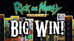 Rick and Morty Big Win