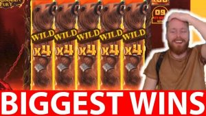 Biggest Streamers Wins #7 DANGER HIGH VOLTAGE INSANE WIN David Labowsky