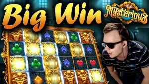 Surprise Big Win on Mysterious Slot!