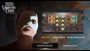 ♠ ️ Universal Monsters The Phantom's Curse