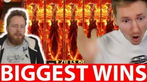CRAZY CASINO WIN PHENIX REBORN SLOT BIG WIN | CasinoDaddy, Ryan Slots, David Labowsky
