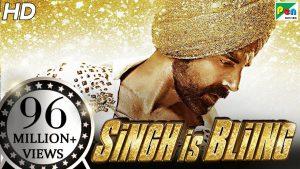 Singh Is Bliing | Full Movie | Akshay Kumar, Amy Jackson, Lara Dutta
