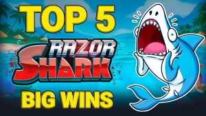 🔥 Razor Shark  How much you can win on   online casino big wins  ONLINECASINOPOLICE