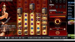 Online Casino Spartacus Legendary Warrior One Bonus Plus Big Win