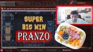 PRANZO SLOT / GEM ROCKS + DREAM CATCHER / GRANDE VINCITA / BIG WIN / CASINO ITALIANO