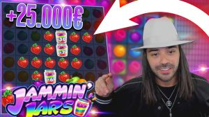 ROSHTEIN New Big Win x2000  on Jammin Jars slot – TOP 5 Mega wins of the week
