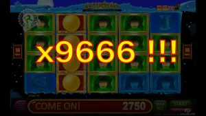 SUPER BIG WIN in mBit casino online | x9666 bets in slot Anotherland from Belatra Games